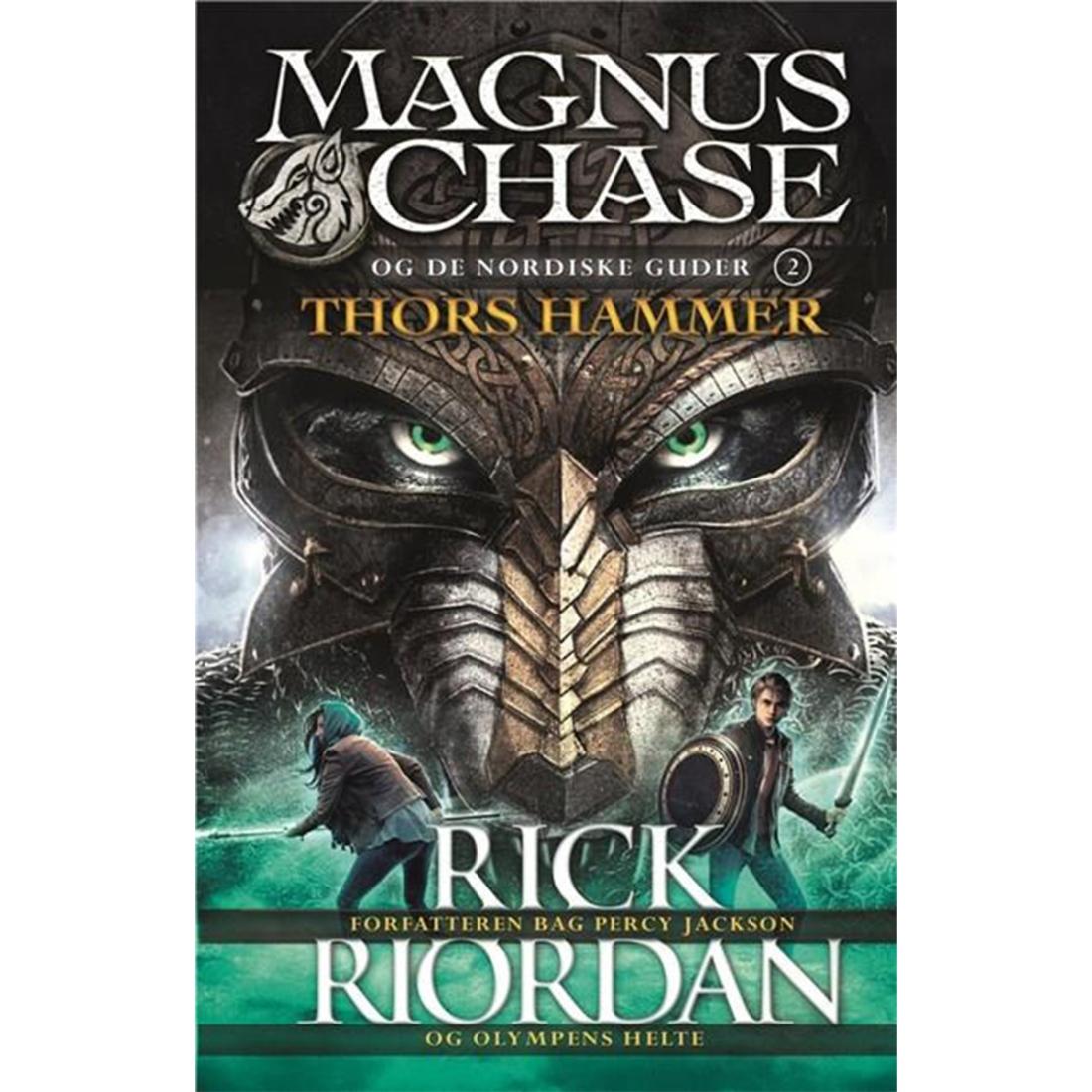 thors-hammer-magnus-chase-og-de-nordiske-guder-2-hardback-af-rick-riordan